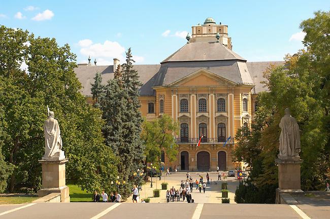 Baroque Teaching College - Eger Hungary