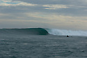 Empty line up at Bankvaults in the Mentawais.