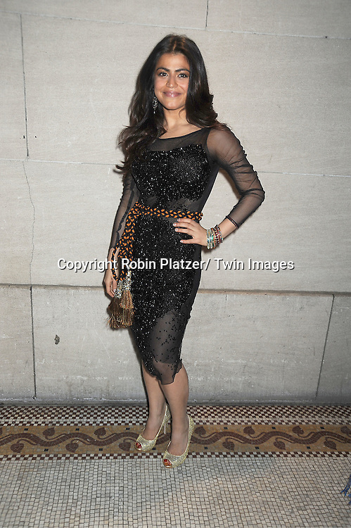 Shenaz Treasurywala  attends the One Life to Live Wrap Party on November 18, 2011 at Capitale in New York City.