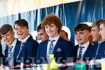 Paul Walsh at the Kerry Minor Football team homecoming at Kilcummin at Kilcummin GAA club on Monday night.