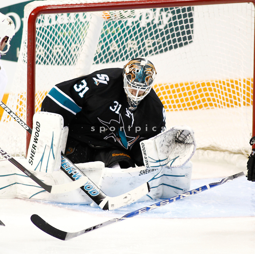 ANTTI NIEMI, of the San Jose Sharks.