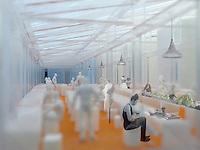 Herzog & de Meuron's visualisations for Battersea South