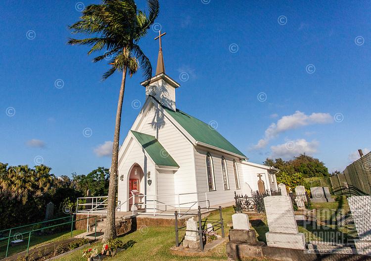 St. Augustine's Episcopal Church, Kapa'au, Big Island.