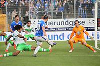 24.10.2015: SV Darmstadt 98 vs. VfL Wolfsburg