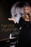 Montreal (Qc) CANADA - Nov 13 2008 - Nanette Workman launch  her biography : Nanette Workan : Rock'n'Romance  written by Mario Bolduc and an CD L Anthologie 1975-2005,