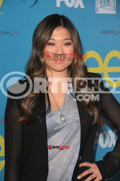 Jenna Ushkowitz at the TV Academy special screening and Q&A of 'Glee' at the Leonard H. Goldenson Theatre in North Hollywood, California. May 1, 2012. © mpi28 / MediaPunch Inc. **SOLO*VENTA*EN*MEXICO**