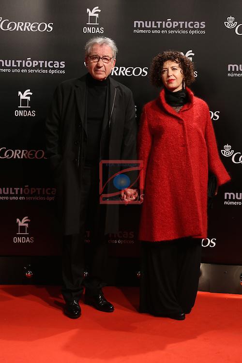 61 Premios Ondas.<br /> Photocall Gala ONDAS-Gran Teatre del Liceu.<br /> Jose Sacristan.