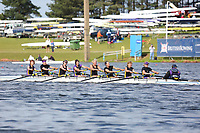 Race: 310  Event: W E/F 8+ Hcap  Final<br /> <br /> British Rowing Masters Championships 2018<br /> Sunday<br /> <br /> To purchase this photo, or to see pricing information for Prints and Downloads, click the blue 'Add to Cart' button at the top-right of the page.