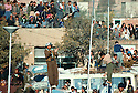 Iran 1979.The crowd in Mahabad during the speech of Abdul Rahman Ghassemlou