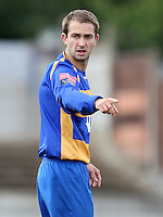 Danny Rafis of Romford - Romford vs Aveley - Pre-Season Friendly Match at Mill Field, Aveley FC - 31/07/10 - MANDATORY CREDIT: Gavin Ellis/TGSPHOTO - Self billing applies where appropriate - Tel: 0845 094 6026