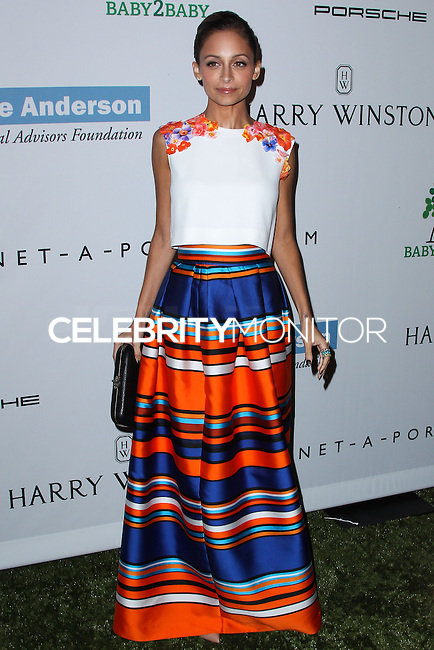 CULVER CITY, CA - NOVEMBER 09: Nicole Richie arrives at the 2nd Annual Baby2Baby Gala held at The Book Bindery on November 9, 2013 in Culver City, California. (Photo by Xavier Collin/Celebrity Monitor)