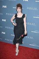 Amber Tamblyn at Fox's 'House' series finale wrap party at Cicada on April 20, 2012 in Los Angeles, California. © mpi21/MediaPunch Inc.