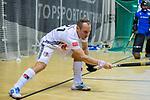 Almere - Zaalhockey  Amsterdam-Den Bosch (m) . Teun Rohof (Adam)      TopsportCentrum Almere.    COPYRIGHT KOEN SUYK
