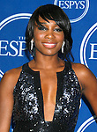 Tennis player Venus Williams poses with her ESPY award in the press room at the 2008 ESPY Awards held at NOKIA Theatre L.A. LIVE on July 16, 2008 in Los Angeles, California.