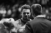 Rotterdam, The Netherlands, 14 Februari 2019, ABNAMRO World Tennis Tournament, Ahoy, quarter final, Stan Wawrinka (SUI) - Denis Shapalova (CAN),<br /> Photo: www.tennisimages.com/Henk Koster