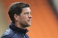 Bristol Rovers' Manager Darrell Clarke <br /> <br /> Photographer Mick Walker/CameraSport<br /> <br /> The EFL Sky Bet League One - Blackpool v Bristol Rovers - Saturday 3rd November 2018 - Bloomfield Road - Blackpool<br /> <br /> World Copyright &copy; 2018 CameraSport. All rights reserved. 43 Linden Ave. Countesthorpe. Leicester. England. LE8 5PG - Tel: +44 (0) 116 277 4147 - admin@camerasport.com - www.camerasport.com