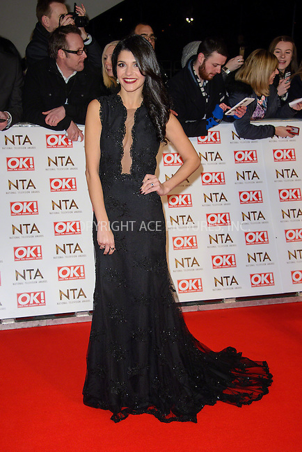 WWW.ACEPIXS.COM<br /> <br /> January 20 2015, London<br /> <br /> Natalie Anderson attends the National Television Awards at the O2 Arena on January 21 2015 in London<br /> <br /> <br /> By Line: Famous/ACE Pictures<br /> <br /> <br /> ACE Pictures, Inc.<br /> tel: 646 769 0430<br /> Email: info@acepixs.com<br /> www.acepixs.com