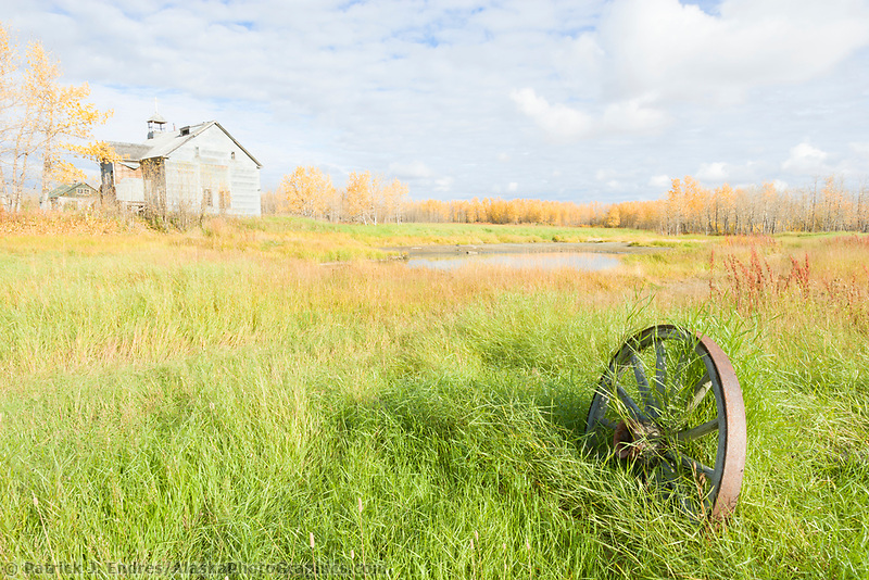 Pilgrim Hot Springs, Seward Peninsula, Alaska. In gold-rush days, the site was named Kruzgamepa Hot Springs. Catholic mission established for orphans of the influenza epidemic of the earl 1900s.