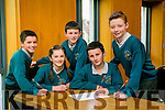 Holy Family Rathmore, Jack Buckley, Maggie Buckley, Sean Finnegan,  Paraic Finnegan, Maggie Buckley, Dara Moriarty,  at the Credit Union Chapter 23 Primary school's Quiz in the Ballyroe Heights Hotel on Sunday
