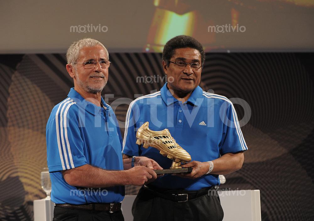 FUSSBALL Schuh; 2010ADIDAS PK WM Mueller und Goldener Gerd 6vIfmYbg7y