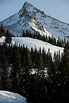 Crested Butte, Colorado.Mountain Scenes