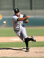 Derek Rodriguez / Peoria Saguaros 2008 Arizona Fall League..Photo by:  Bill Mitchell/Four Seam Images