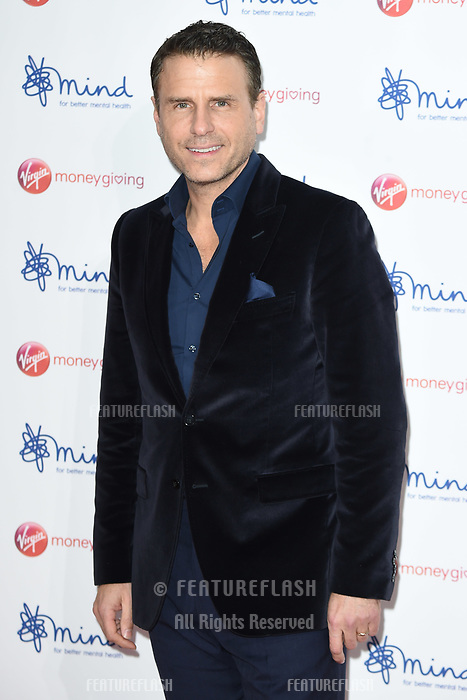 Jason Durr at the Virgin Money Giving Mind Media Awards at the Odeon Leicester Square, London, UK. <br /> 13 November  2017<br /> Picture: Steve Vas/Featureflash/SilverHub 0208 004 5359 sales@silverhubmedia.com