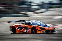 #5 MCLAREN CUSTOMER RACING MCLAREN 720S GT3 PRO BEN BARNICOAT (GBR) ALVARO PARENTE (PRT) SHANE VAN GISBERGEN (NZL)