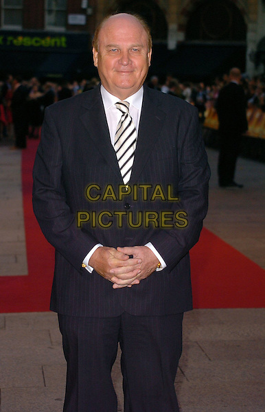 "FREDDIE SHEPHERD.arrivals at ""Goal!"" film premiere.Odean cinema, Leicester Square.London 15 September 2005.Ref: CAN.half length.Leicesterewww.capitalpictures.com.sales@capitalpictures.com.©Capital Pictures"
