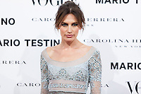 Nieves Alvarez at Vogue December Issue Mario Testino Party