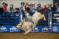 PBR Velocity Tour - Hampton, VA - 3.15.2014 - Bulls & Action