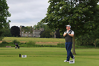 Jamie Goodhall (Glossop &amp; District GC) on the 7th tee during Round 1 of the Titleist &amp; Footjoy PGA Professional Championship at Luttrellstown Castle Golf &amp; Country Club on Tuesday 13th June 2017.<br /> Photo: Golffile / Thos Caffrey.<br /> <br /> All photo usage must carry mandatory copyright credit     (&copy; Golffile | Thos Caffrey)
