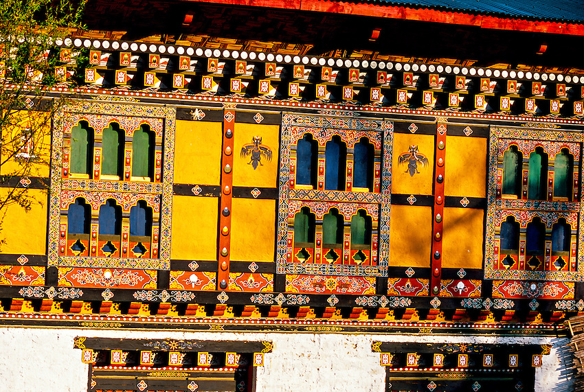 Bumthang Valley, Bhutan