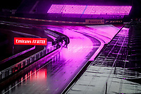 11th July 2020; Styria, Austria; FIA Formula One World Championship 2020, Grand Prix of Styria qualifying sessions;  Rain on the track Spielberg Austria