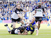 Picture by Chris Mangnall/SWpix.com - 14/05/2017 - Rugby League - Ladbrokes Challenge Cup - Warrington Wolves v Widnes Vikings - Halliwell Jones Stadium, Warrington, England <br />
