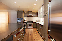 Kitchen at 213 West 23rd Street