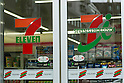 7-Eleven and Seven & iHoldings Co. signs on display at the entrance of its convenience store on April 11, 2016, Tokyo, Japan. Toshifumi Suzuki, Seven iHoldings Co. chairman and CEO abruptly announced his resignation at a news conference on Thursday after the company board rejected his proposal to replace Ryuichi Isaka, president of 7-Eleven Japan. Isaka was considered to be a potential future successor to Suzuki at the head of the retail group and it was rumored that Suzuki was trying remove Isaka in order to pave the way for his son to take over in the future. (Photo by Rodrigo Reyes Marin/AFLO)