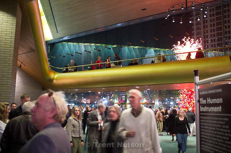 Utah Symphony Handel's Messiah sing-a-long, at Abravanel Hall in Salt Lake City, Utah, Saturday, November 26, 2011.