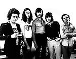 Spencer Davis Group 1973 Eddie Hardin Charlie McCracken Pete York Spencer Davis Ray Fenwick<br /> © Chris Walter