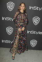 06 January 2019 - Beverly Hills , California - Debby Ryan. 2019 InStyle and Warner Bros. 76th Annual Golden Globe Awards After Party held at The Beverly Hilton Hotel. Photo Credit: AdMedia