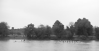 Mortlake/Chiswick. Greater London. London. 2017 Bourne Regatta At Chiswick Bridge. Course, Runs from and to Mortlake Anglian and Alpha Boathouse, dependent on the Tide Direction. Chiswick.  River Thames. <br /> <br /> General view, at the start of an Eights Race at Chiswick Bridge <br /> <br /> Saturday  06/05/2017<br /> <br /> [Mandatory Credit Peter SPURRIER/Intersport Images]