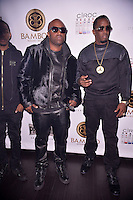 MIAMI, FL - NOVEMBER 21: Rico Love and P. Diddy aka Sean Combs celebrates Thanksgiving at at Bamboo Miami on November 21, 2012 in Miami, Florida. © MPI10/MediaPunch Inc /NortePhoto