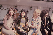 QUEEN,  LOCATION, 1970S, NEIL ZLOZOWER