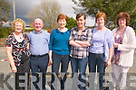 Hooley in the Hills: Attending the Hooley in The Hills in Lyrecrompane on Sunday last were Philomena Ryan, eamonn Long, Mag Ahern, Katie |Dowling, Mary Dowling & Shelia Hannon.