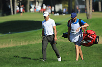 Joakim Lagergren (SWE) during the final round of the Turkish Airlines Open, Montgomerie Maxx Royal Golf Club, Belek, Turkey. 10/11/2019<br /> Picture: Golffile | Phil INGLIS<br /> <br /> <br /> All photo usage must carry mandatory copyright credit (© Golffile | Phil INGLIS)