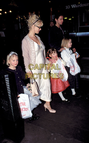 PAULA YATES, MICHAEL HUTCHENCE &amp; DAUGHTERS<br /> pregnant, dead, deceased<br /> Ref: 2132<br /> www.capitalpictures.com<br /> sales@capitalpictures.com<br /> &copy; Capital Pictures