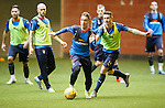 Barrie McKay and Fraser Aird