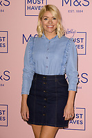 UK: Holly Willoughby Denim Fashion Launch
