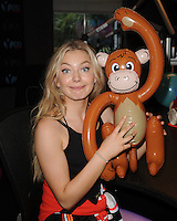 FORT LAUDERDALE, FL - JULY 21: Astrid S at Radio Station Y-100 on July 21, 2016 in Fort Lauderdale, Florida. Credit: mpi04/MediaPunch