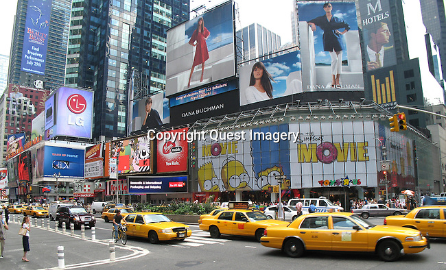 Scenes from New York City.<br /> Photo by Deirdre Hamill/Quest Imagery